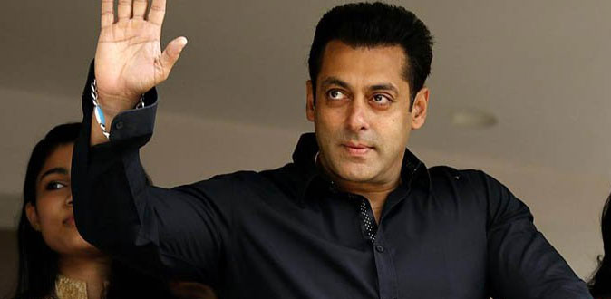 Salman Khan gives a thumbs up to Karishma Kohli's directorial debut