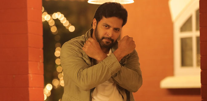Thumbaa gets 'Jayam' Ravi as special guest now