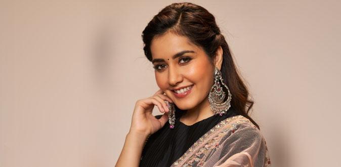 """""""ஒன்றுபடுவோம் வாருங்கள்"""" - நடிகை ராஷி கண்ணா அழைப்பு!"""