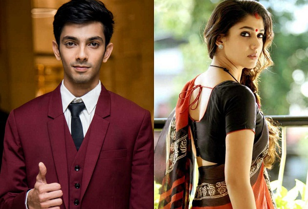 Anirudh to pair up with Nayanthara on her next