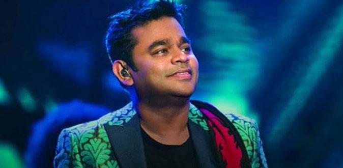AR Rahman creates India's Marvel Anthem