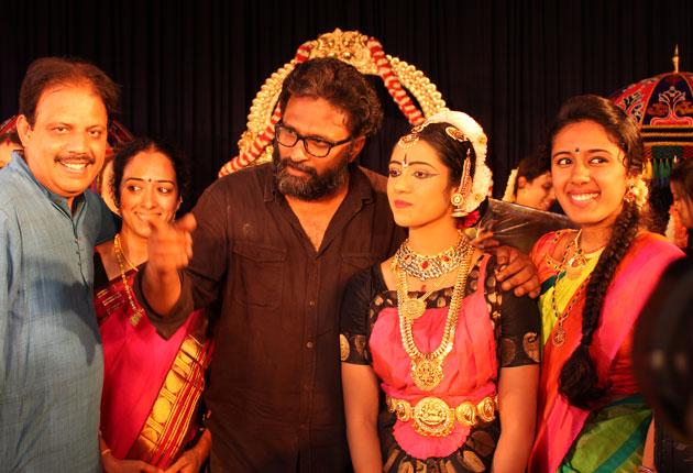 'Thangameengal' fame Sadhana's Bharathanatiya Arangetram