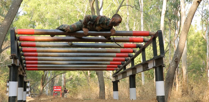 Discovery channel launches a special series 'Breaking Point: Commando School Belgaum'