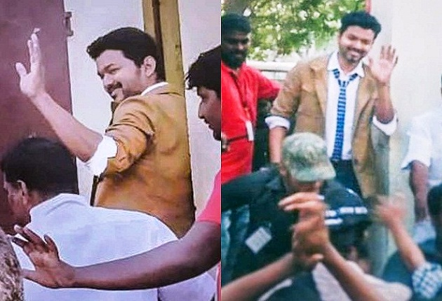 Vijay-AR Murugadoss movie #Thalapathy62 Movie Images, Latest Updates