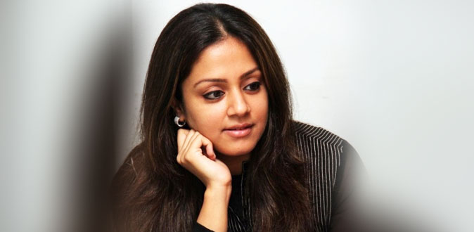 Jyothika's next movie announce!