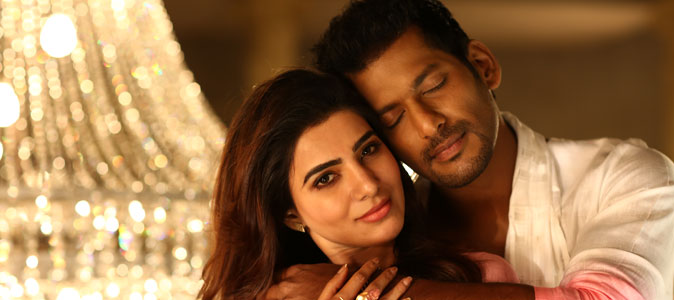 'Irumbu Thirai' declared Blockbuster in Telugu
