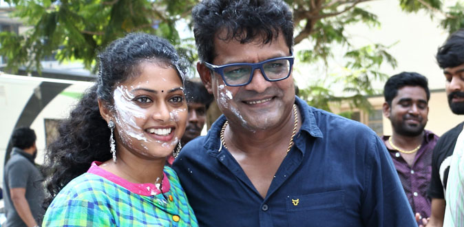 Kanni Maadam wraps up shooting