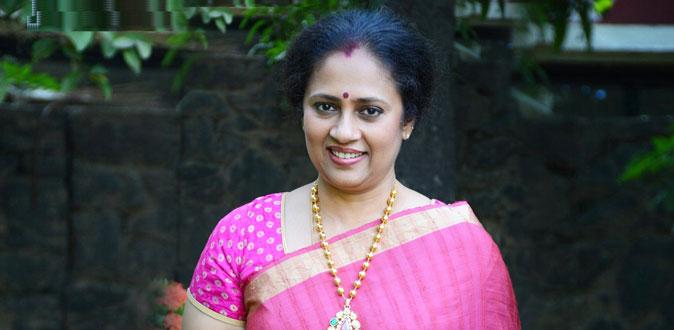 லக்ஷ்மி ராமகிருஷ்ணனின் அதிரடி முடிவு! - மகிழ்ச்சியில் திரையுலகினர்