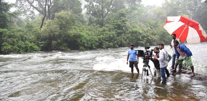 Maragathakkaadu The Real Gem of Movie in Reel