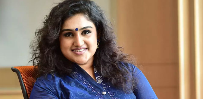 'பிக் பாஸ் 4' பற்றி வனிதா வெளியிட்ட சீக்ரெட்!