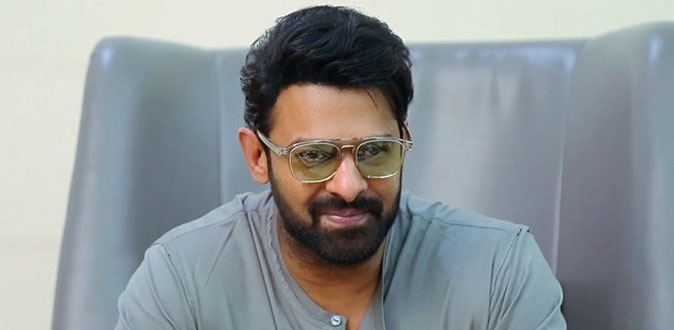 Prabhas setting new records! - Press Release