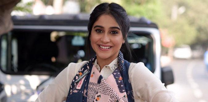 Regina Cassandra's new Telugu thriller titled 'Evaru'