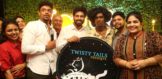 'Cook with Comali' Ashwin launches Cat Cafe 'Kitty Love'