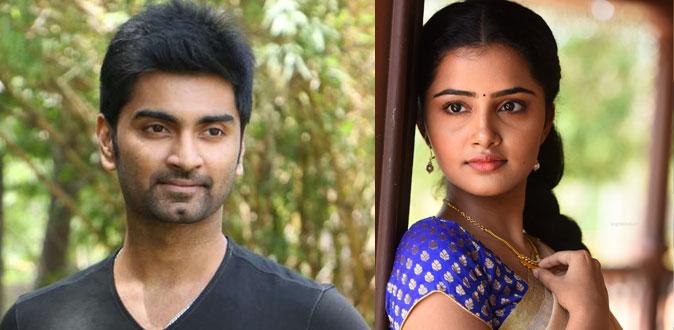 Anupama pair with Atharva