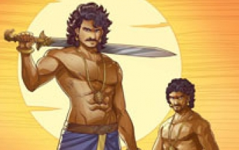 Baahubali to lanch across Comis, Novels, Animation and Games