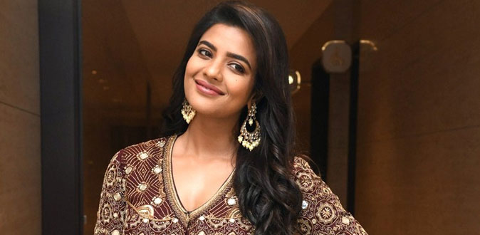 Aishwarya Rajesh' next movie titled 'Thittam Irandu'
