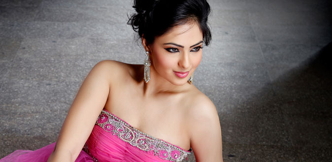 Nikesha Patel has now signed her next film with actor Aarav