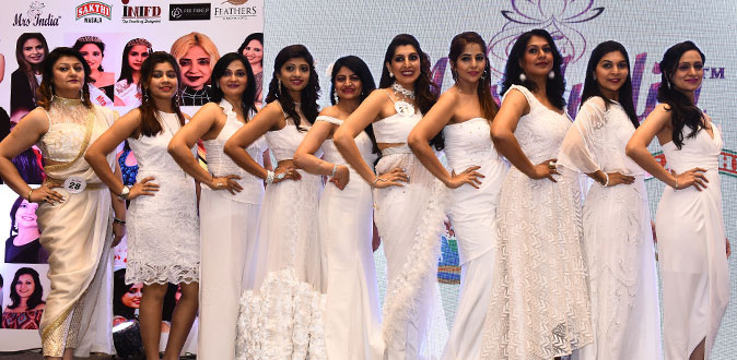 Mrs.India 2018 6th Edition in the final phase