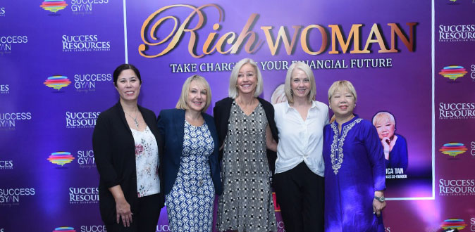 Success Gyan presents the 'Rich Woman Event'