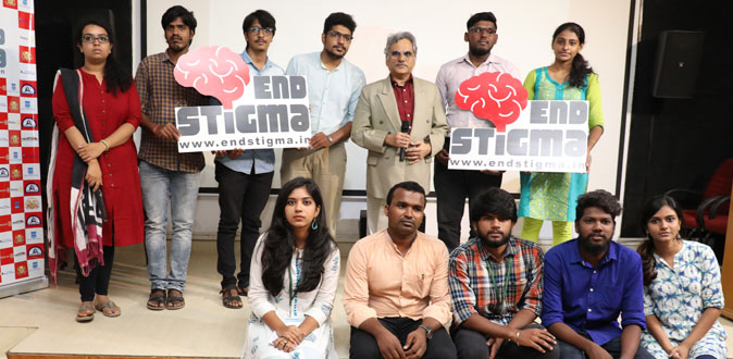 'END STIGMA 2018' – An awareness campaign focusing on Young People