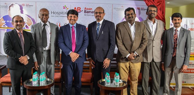 VS Hospitals and Asian Bariatricsto establish Center for Bariatric & Metabolic Surgeries
