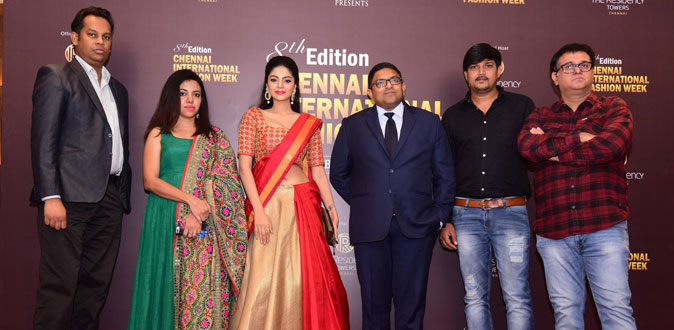The Residency Towers to host 'The Chennai International Fashion Week'