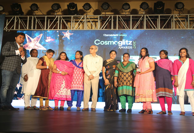 Chennai Plastic Surgery presents the 3rd edition of Cosmoglitz Awards