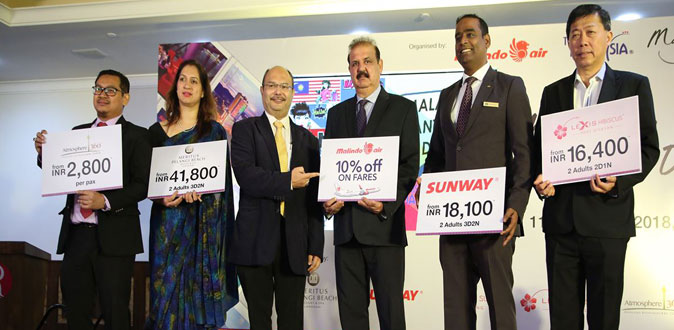 Money Holiday Packages to Malaysia with Malindo Air