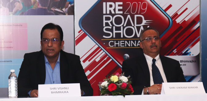 Asia's largest Rubber Expo - to be held in Mumbaiin January 2019
