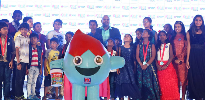 Nippon Paint Launches its Revolutionary KIDZ Paint for Child Wellness