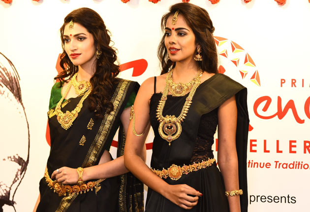 Kamadhenu Jewellery launches the 'MAHUVA' series celebrating womanhood