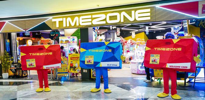 Timezone is now open at PHOENIX MARKETCITY AND PALLADIUM