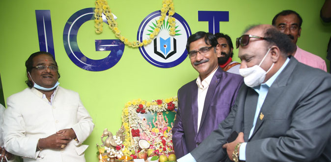 சென்னையில் தொடங்கப்பட்ட வங்கி அல்லாத நிதி சேவை நிறுவனம் IGOT