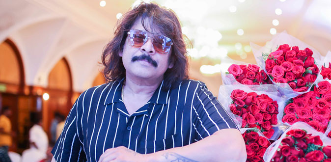 'Rajesh Vaidhya Live' 100 Minutes 100 Songs in March 21st