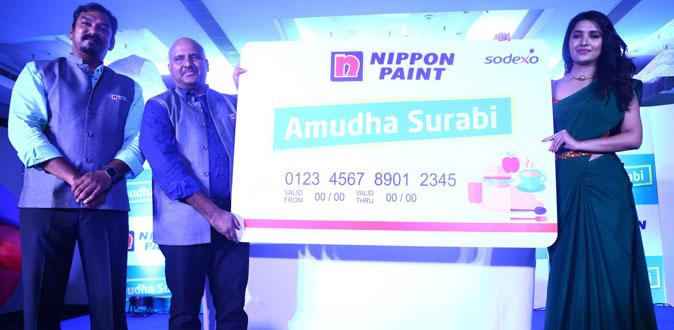 Nippon Paint launches Amudha Surabhi