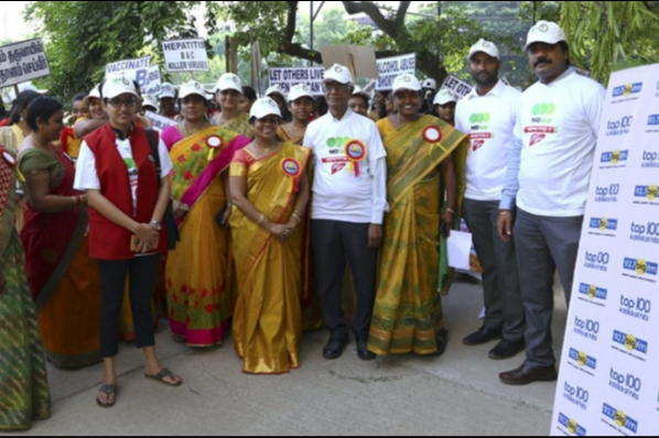 92.7 BIG FM Chennai joins hands with 'Chennai Liver Foundation' on the occasion of 'World Hepatitis Day'
