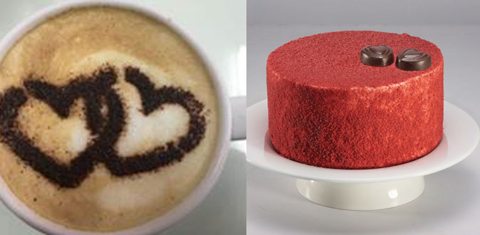 Let Cafe Coffee Day impress your love with a cake as special as your Valentine