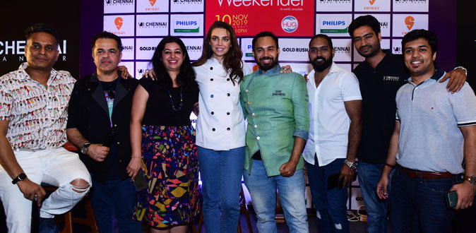 VR Chennai brings the immensely popular World on a Plate for the first time in the City