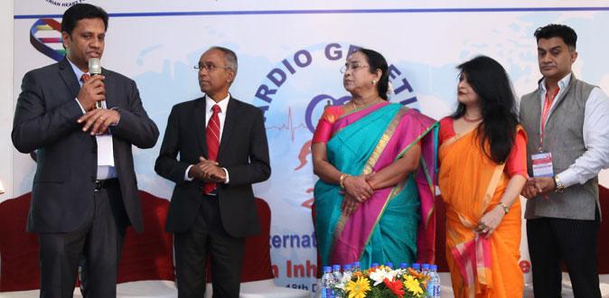 Frontier Lifeline Hospital and UK India Genomics Medical Allianceorganized 1st International Seminar