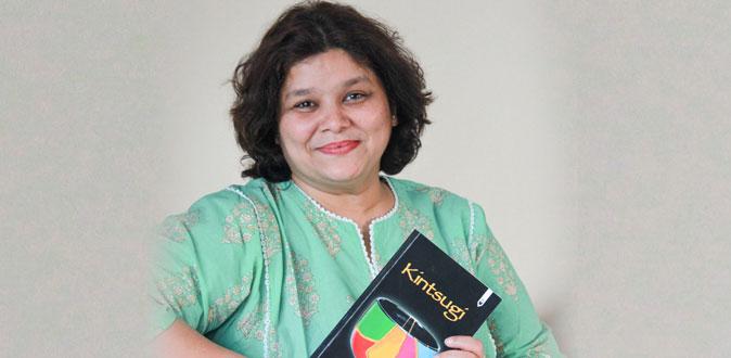KINTSUGI by Surabhi Sethia