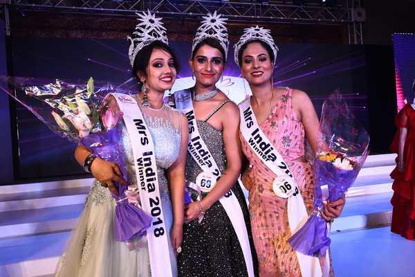 Mrs.India 2018 Final