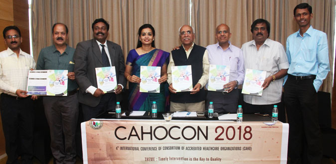 CAHOCON 2018 in Chennai on April 7-8