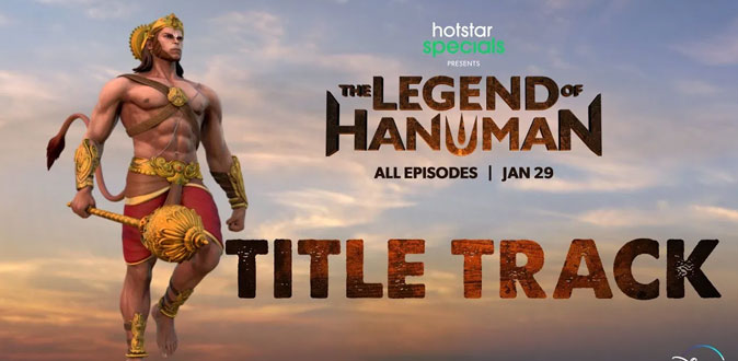 Disney+ Hotstar VIP is bringing the unseen story of Mahabali Hanuman