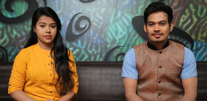 Sathiyam TV in 'Vidiyal Puthusu'