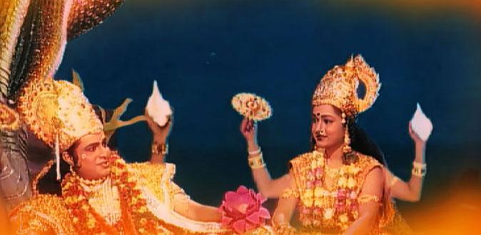 வானவில் டிவி-யின் 'ஓம் நமோ நாராயணா'