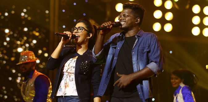 Grand Finale of Singing Stars unravel on your television this weekend