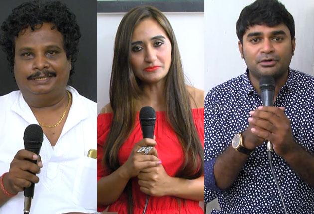 Owdadham Movie Team Interview