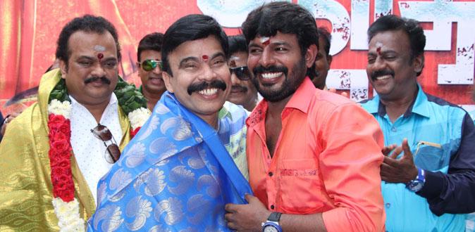 Avadhara Vettai Movie Pooja Video