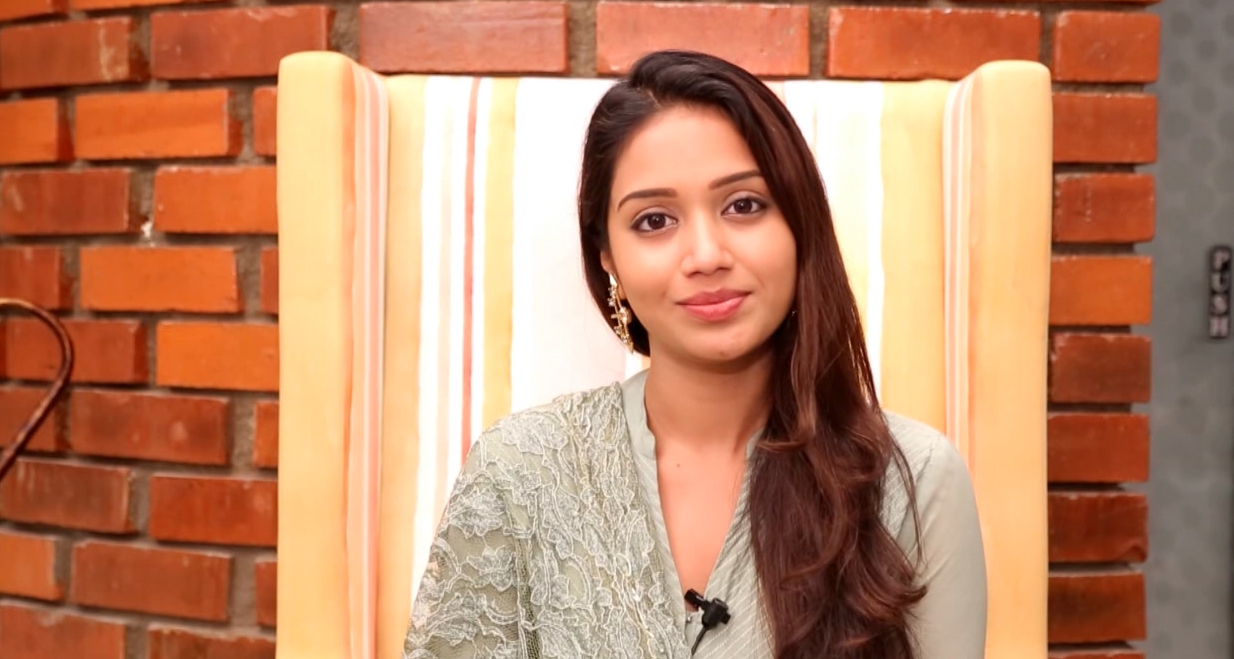 Actress Nivetha Pethuraj Speaks about 'Podhuvaga Emmanasu Thangam'