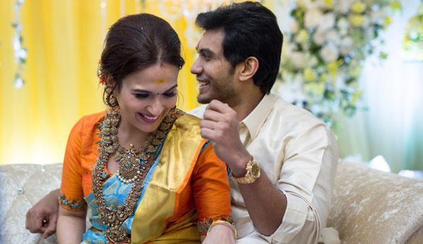 Soundarya weds Vishagan Marriage